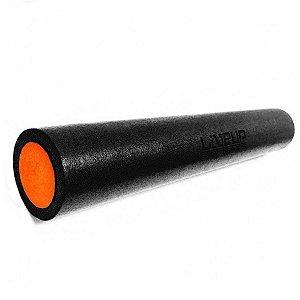 Rolo para Pilates 90X15cm - Preto - LiveUp