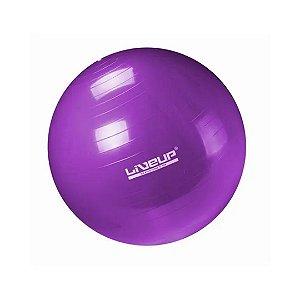 Bola de Pilates 55cm Lilás - Premium - Liveup