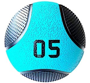 Medicine Ball - LiveUp - 5 kg