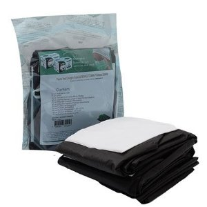 Pacote Vest Cirurgico Especial Black 30G Esteril - Prot Desc