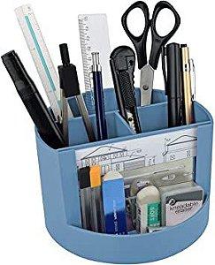 Porta Objetos Acrimet Mix Organizer Azul