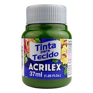 Tinta de Tecido Acrilex Verde Oliva 37Ml