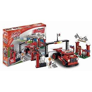 Formula Mundi Truck 200 peças Xalingo