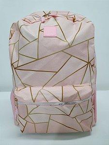 Mochila Dermiwil Costas Container Mosaico Rosa