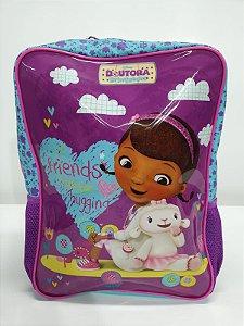 Mochila Dermiwil Costas Doutora Brinquedo Friends Are Forhug