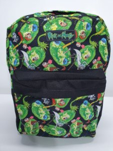 Mochila Dermiwil Costas Rick And Morty