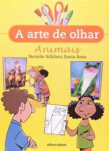 A Arte De Olhar - Editora Scipione