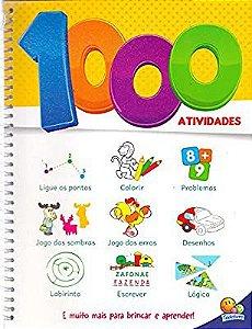 1000 Atividades - Editora Todo Livro