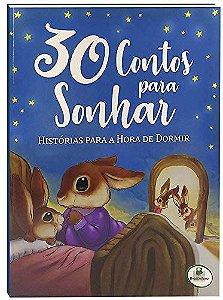 30 Contos para Sonhar - Editora Brasil Leitura