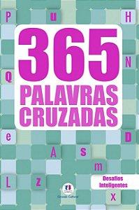 365 Palavras Cruzadas - Editora Ciranda Cultural