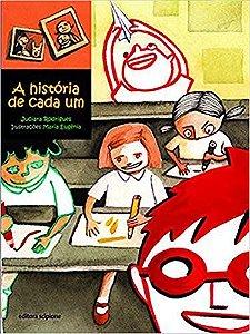 A História de Cada Um - Editora Scipione