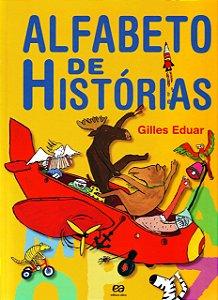 Alfabeto De Histórias - Editora Ática