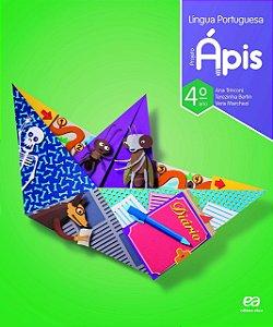 Ápis Português 4ºano - Editora Ática