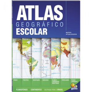 Atlas Geográfico Escolar-Todo Livro