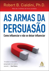 As Armas da Persuasão - Editora Curitiba