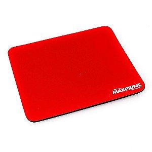 Base para Mouse Maxprint Vermelho