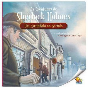 As Aventuras de Sherlock Holmes - Um Escândalo na Boêmia