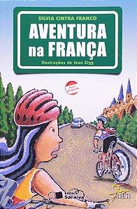 Aventura na França - Editora Saraiva