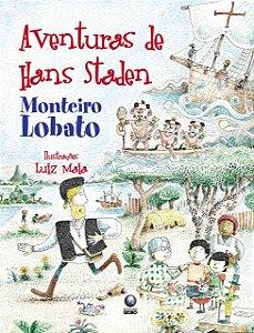Aventuras De Hans Staden - Editora Globinho
