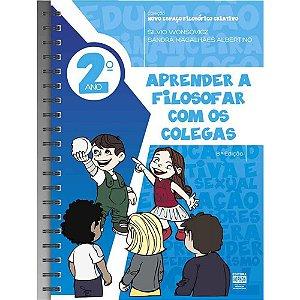 Aprender A Filosofar Com Os Colegas 2ºano - Editora Sophos