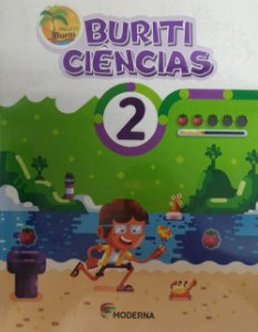Buriti Ciências 2ºano - Editora Moderna