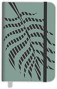 Caderneta Redoma Folha sem Pauta 8,8X13,8cm 192 folhas