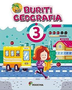 Buriti Geografia 3ºano - Editora Moderna