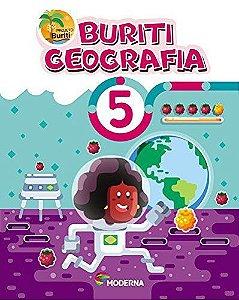 Buriti Geografia 5ºano - Editora Moderna
