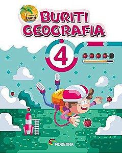 Buriti Geografia 4ºano - Editora Moderna