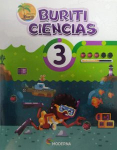 Buriti Ciências 3ºano - Editora Moderna