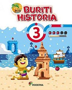 Buriti História 3ªano - Editora Moderna