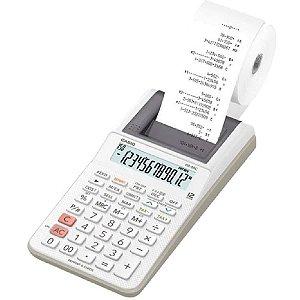 Calculadora Casio Bobina 12 Dígitos Hr-8Rc-We