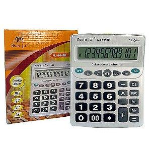 Calculadora MJ de Mesa 1048B - 12 dig.