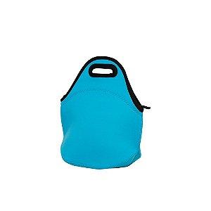 Lancheira Maxprint Azul Claro