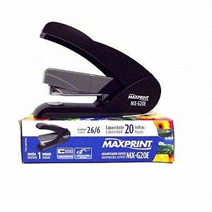 Grampeador Maxprint Expert Mx-G20E para 20 folhas