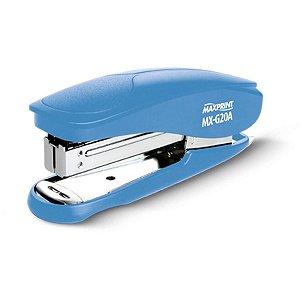Grampeador Maxprint Mx-G20A para 20 folhas Azul
