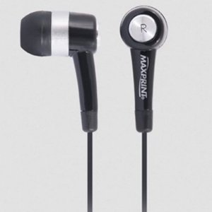 Earphone Maxprint Maxsound Preto