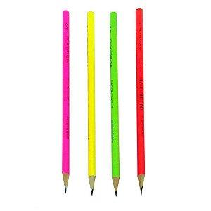Lápis de Escrever Faber Castell Eco Lápis Neon