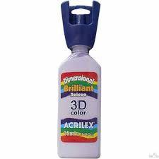 Dimensional Acrilex Lilás 35Ml
