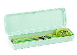 Penal Waleu Plástico Plus Verde Pastel