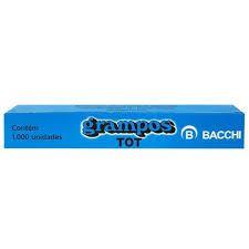 Grampo Bacchi Tot 1000 Unidades