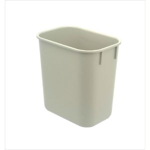 Lixeira Acrimet Plástica 12L
