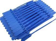 Lacre para Malote Azul 100 Unidades