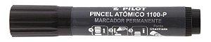 Marcador Pincel Atômico Pilot Preto 1100-P