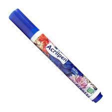 Marcador para Tecido Acrilex Azul Turquesa