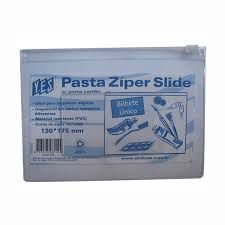 Pasta Zíper Yes Slide 130X175mm