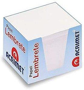 Papel Lembrete Acrimet Branco Refil 750 folhas