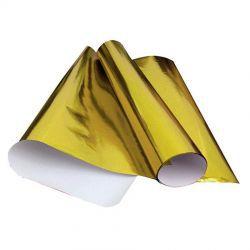 Cartolina Laminada Amarela VMP