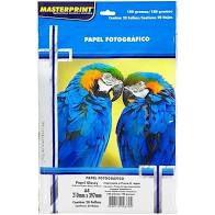 Glossy A4 180G Masterprint com 20 folhas