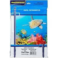 Glossy A4 230G Masterprint com 50 folhas